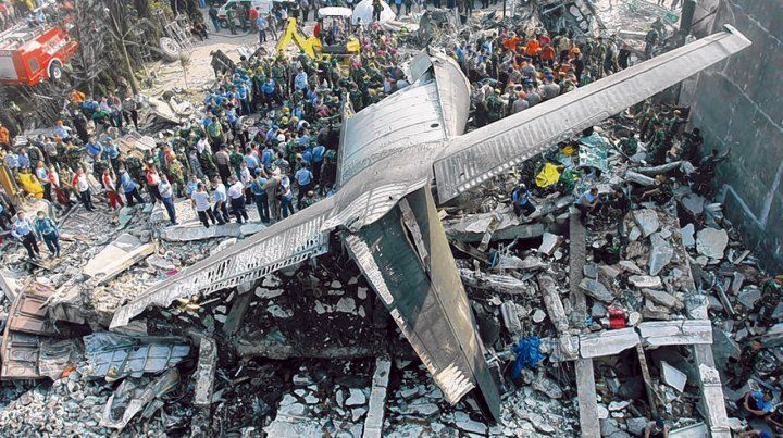 Tragedia en Etiopía. El domingo pasado cayó un Boeing 737-8 Max y murieron sus 157 ocupantes.