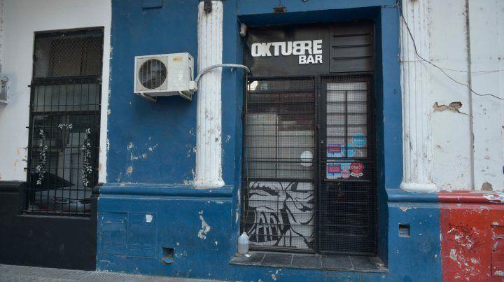 Murió tras ser baleado en la puerta de un bar after hour de Pichincha