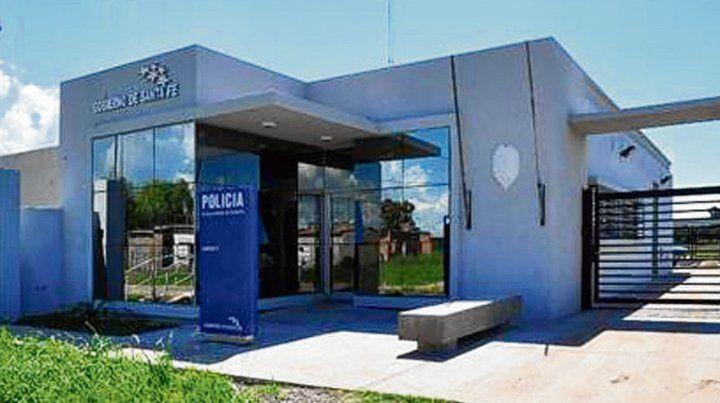 Sede nueva. El futuro edificio de la comisaría estará en San Martín y Chaco.