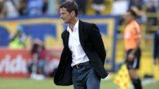 Le tirarán la pelota. Diego Cocca viene de dirigir Tijuana de México hasta fin de 2018.