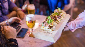 Stella Artois desembarca con su novedoso ciclo gastronómico