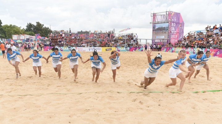 Juegos Suramericanos de Playa 2019