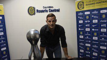 Se fue campeón. Bajo la dirección de Cetto, Central logró la Copa Argentina.