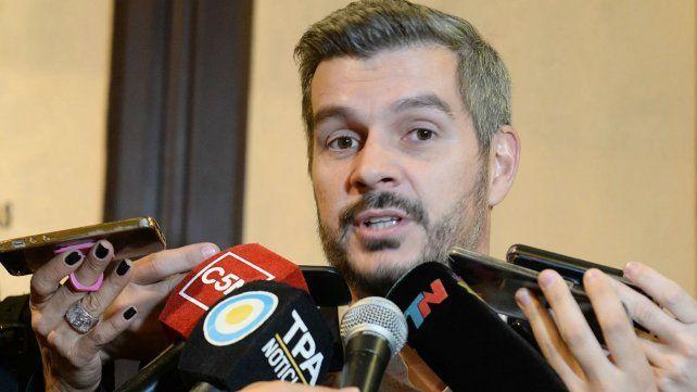 Marcos Peña: Cristina y Lavagna son propuestas conservadoras y reaccionarias
