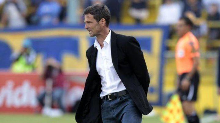 Central hizo el anuncio oficial de la llegada de Diego Cocca