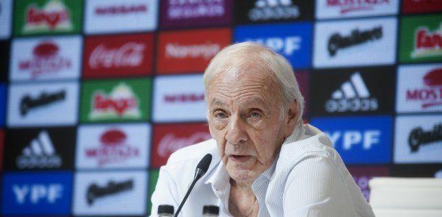 Menotti dijo que le da miedo que Messi juegue en la selección