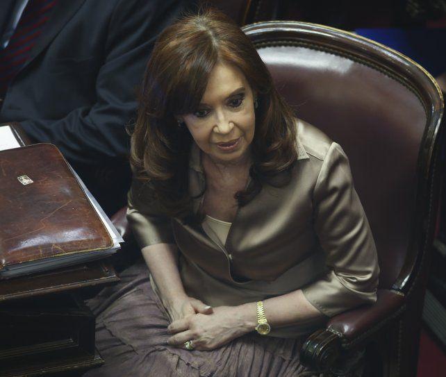 Doble procesamiento para Cristina Fernández de Kirchner