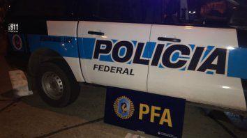 El operativo fue llevado adelante por la División Investigación Federal de Fugitivos y Extradiciones de la Policía Federal. (Foto de archivo)