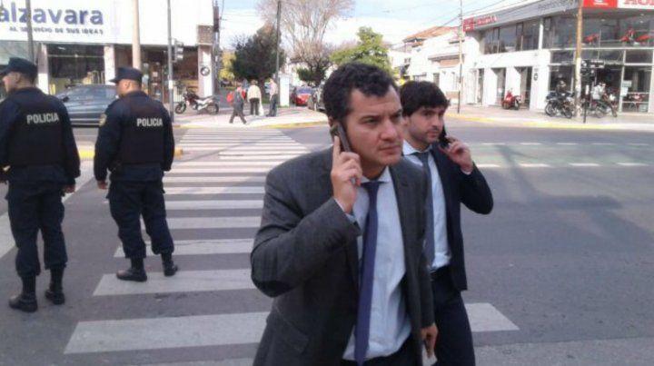 El fiscal Malaponte