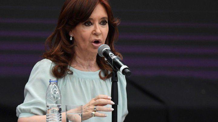 Ratifican la falta de mérito a Cristina Kirchner en la causa por lavado de dinero
