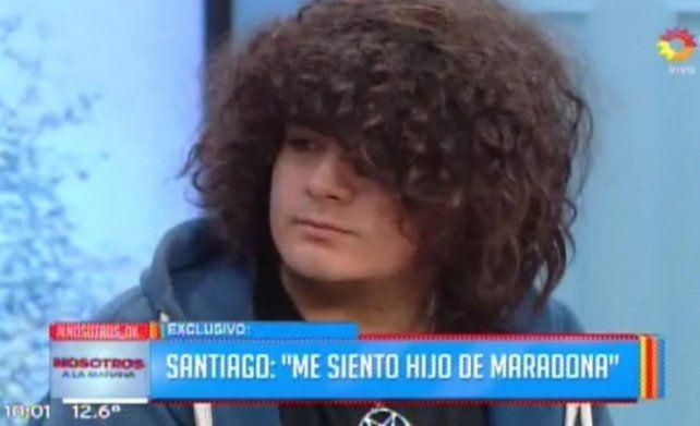 Apareció otro supuesto hijo de Maradona y serían 10 sus herederos