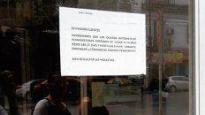 Varios bancos no quieren a personas en situación de calle.