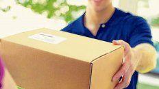 en casa. Desde abril el envío de la compra llegará directamente al domicilio de la persona.