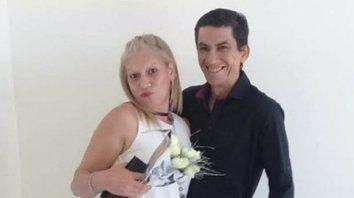 Otros tiempos. Leonor Báez, de 50 años, y su esposo, Héctor Eduardo Ramírez, de 44, el día de la boda.