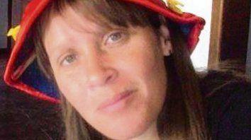 la víctima. Paula Perassi cursaba un embarazo cuando desapareció.
