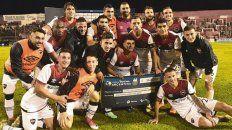 golazo en el estreno pasado de la copa argentina