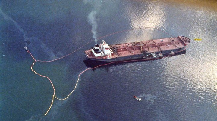 Exxon Valdez, a 30 años del peor desastre ecológico en Alaska