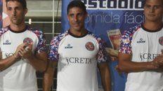 Optimista. Yassogna(centro) confía en el equipo.