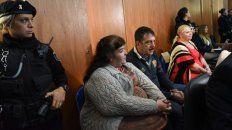 acusados. Roxana Michl, su esposo Gabriel Strumia y Mirta Ruñisky, los principales imputados en la causa.