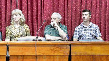 Condenados. En febrero recibieron la sanción la abuela, Baraldo y el tío.