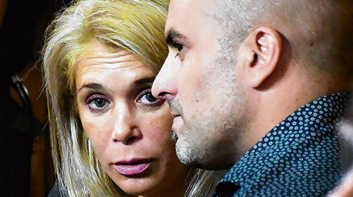 juicio. Yanina Alvarado y Fabricio Lorincz. El fiscal pidió 7 y 10 años.
