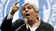 Hugo Moyano: Macri no tiene posibilidad de ser reelecto