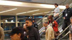 Cristina Kirchner regresó hoy al país desde Cuba