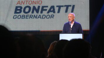 Bonfatti: Tenemos políticas de Estado sostenidas en el tiempo