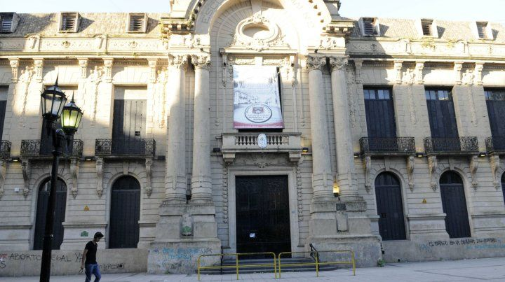 La Escuela Normal Nº 2 de Balcarce y Córdoba