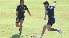 Caruzzo se recuperó y estará presente en el próximo partido ante Argentinos, al que definió como una final.