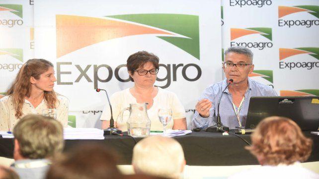 Los especialistas de la Bolsa presentaron el plan de asuntos públicos que impulsa la entidad durante Expoagro 2019.
