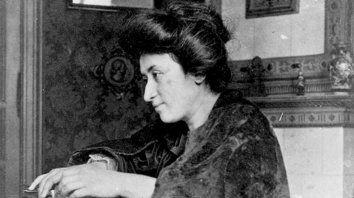 Revolución, feminismo y ecología. Rosa Luxemburgo (1871-1919).