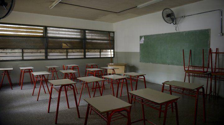 Los maestros continúan con su plan de lucha y los salones de clases no tendrán la concurrencia de los estudiantes.