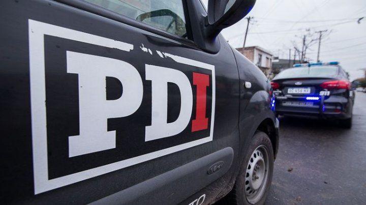 La Policía Federal detuvo en su casa de Elortondo a un integrante de la Policía de Investigaciones