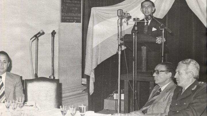 La alianza. José Alfredo Martínez de Hoz y Leopoldo Galtieri