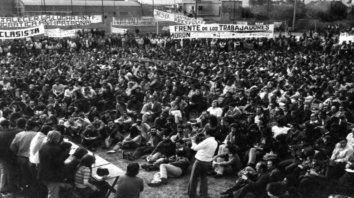 La represión del movimiento popular en Villa Constitución desnudó la complicidad entre empresarios y militares.