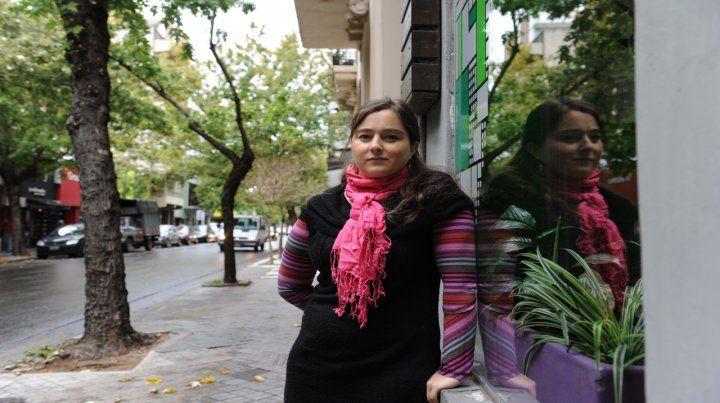 Analista. Eugenia Cozzi trabajó en dos barrios de la zona sur de Rosario para su tesis doctoral.
