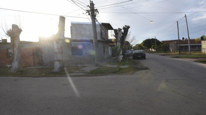 Barrio Godoy. La esquina de Deán Funes y Méndez