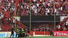 La violencia otra vez le ganó la pulseada al fútbol