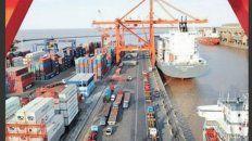 Buenos Aires. Recuperaría el tansbordo de contenedores de Paraguay.