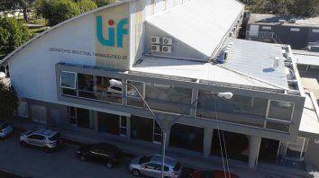 Modelo. El LIF es el laboratorio público más importante en su tipo del país.