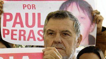 Alberto Perassi, uno de los testigos.