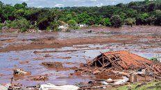 máxima preocupación. Otra represa de la minera Vale colapsó en enero y hay cientos de desaparecidos.