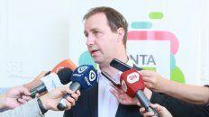 Diego Maio, coordinador de Seguridad Deportiva de Santa Fe.
