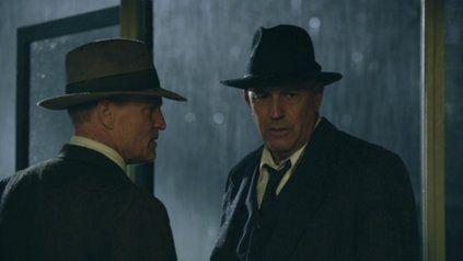 Dos tipos duros. Harrelson y Costner se ponen en la piel de dos veteranos rangers de Texas que deberán atrapar al dúo criminal más famoso de los años 30.