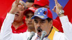 Nicolás Maduro. El presidente.