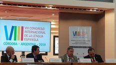 Córdoba. El encuentro de referentes del idioma español se extenderá desde mañana hasta el sábado.