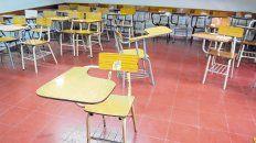 Aulas vacías. El año pasado, los docentes de la UNR estuvieron seis semanas sin dictar clases.
