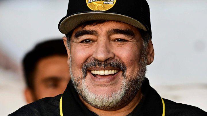 Diego Maradona pidió a Gareca para dirigir la selección