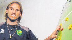 Beccacece es el actual entrenador del exitoso Defensa y Justicia e integró el cuerpo técnico de Sampaoli.
